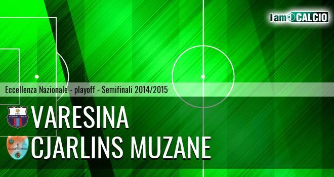Varesina - Cjarlins Muzane