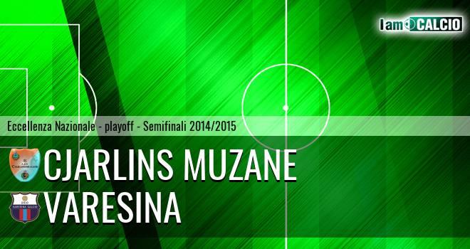 Cjarlins Muzane - Varesina