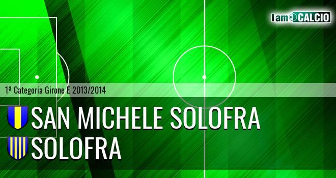 San Michele Solofra - Solofra