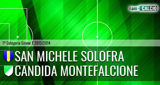 San Michele Solofra - Candida Montefalcione