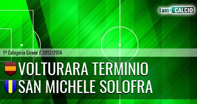 Volturara Terminio - San Michele Solofra