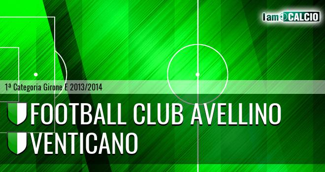Football Club Avellino - Venticano