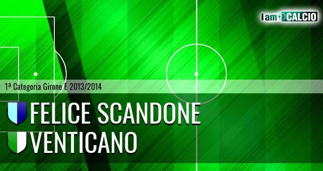 Felice Scandone - Venticano