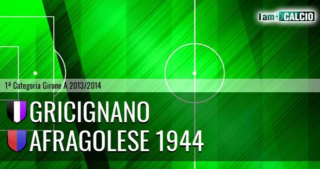 Gricignano - Afragolese 1944