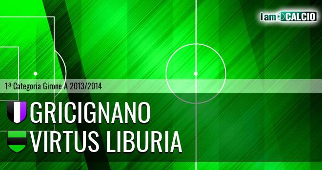 Gricignano - Virtus Liburia