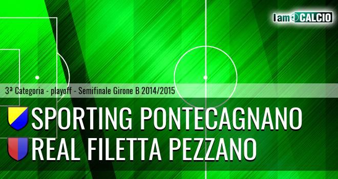 Sporting Pontecagnano - Real Filetta Pezzano