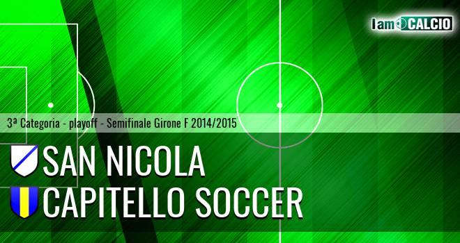 San Nicola - Capitello Soccer