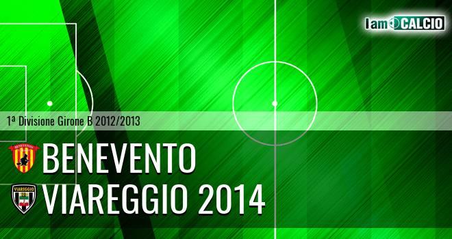 Benevento - Viareggio