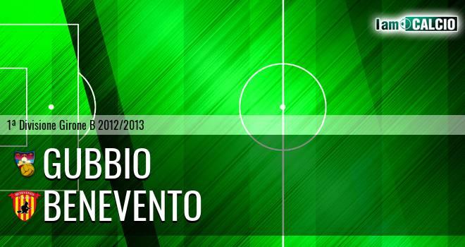 Gubbio - Benevento