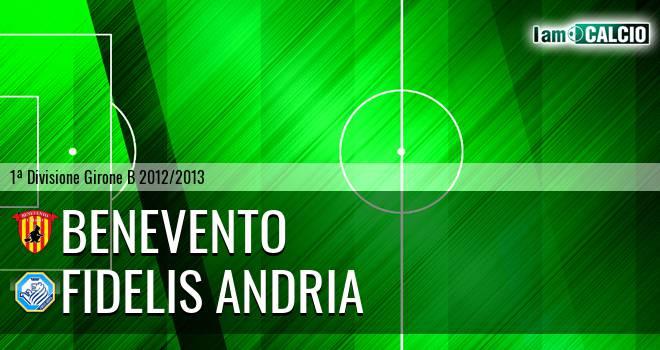 Benevento - Fidelis Andria
