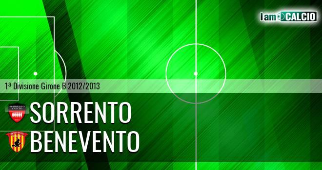 Sorrento - Benevento
