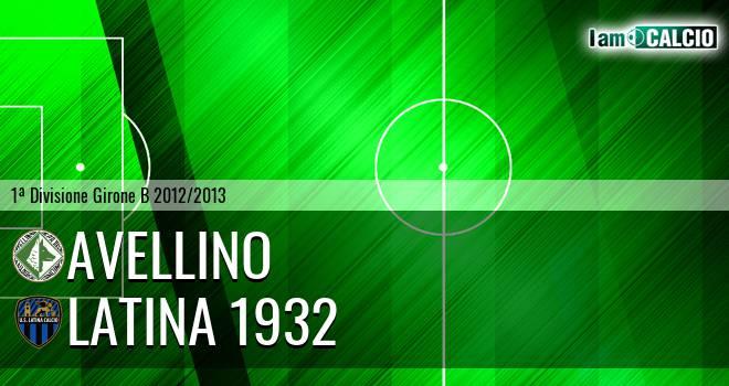 Avellino - Latina