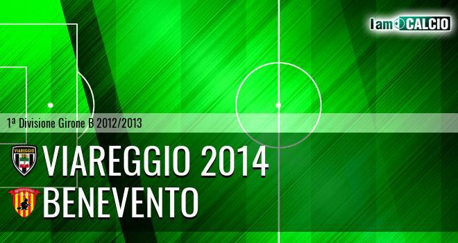 Viareggio - Benevento