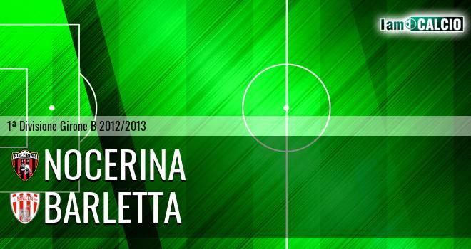 Nocerina - Barletta