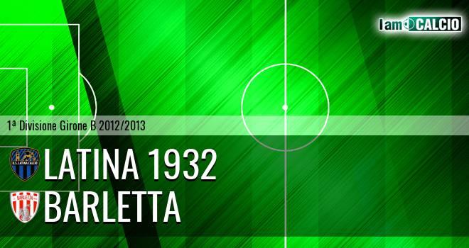 Latina - Barletta