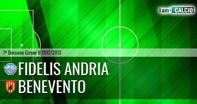 Fidelis Andria - Benevento