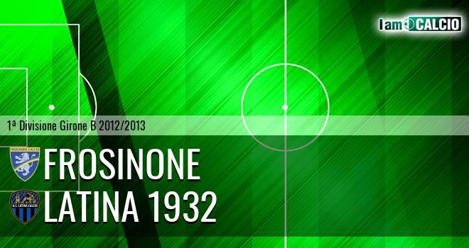 Frosinone - Latina