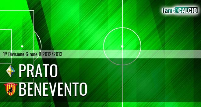 Prato - Benevento