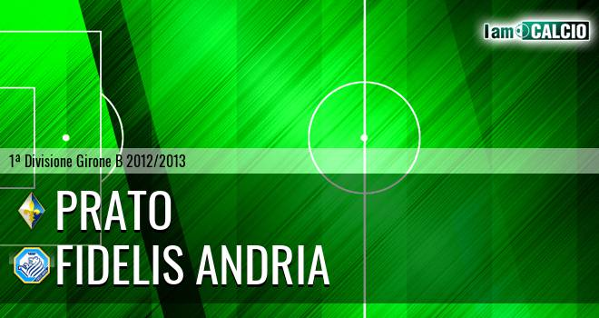 Prato - Fidelis Andria