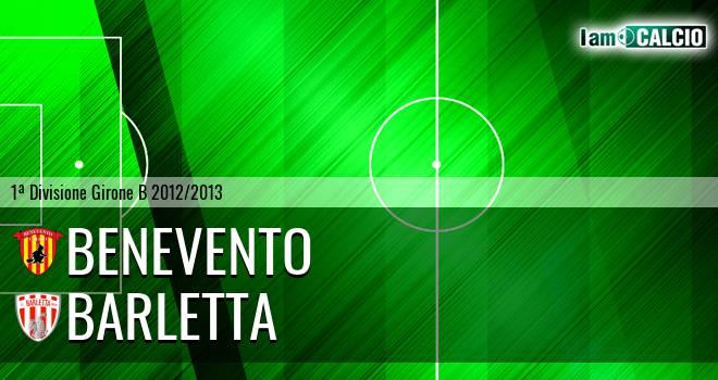 Benevento - Barletta