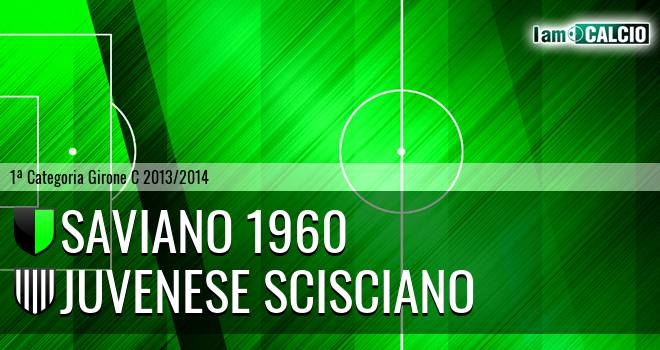Saviano 1960 - Juvenese Scisciano