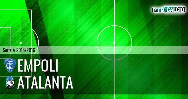 Empoli - Atalanta 0-1. Cronaca Diretta 24/09/2015