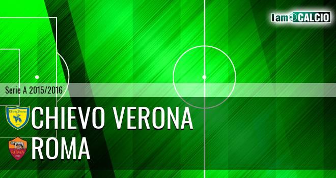 Chievo Verona - Roma