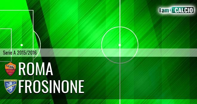 Roma - Frosinone