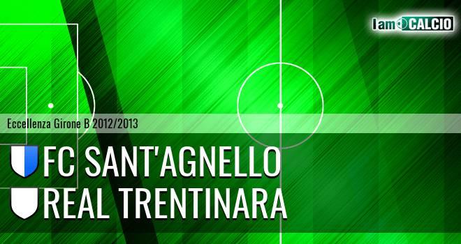 FC Sant'Agnello - Real Trentinara