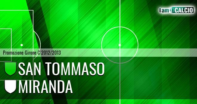San Tommaso - Miranda