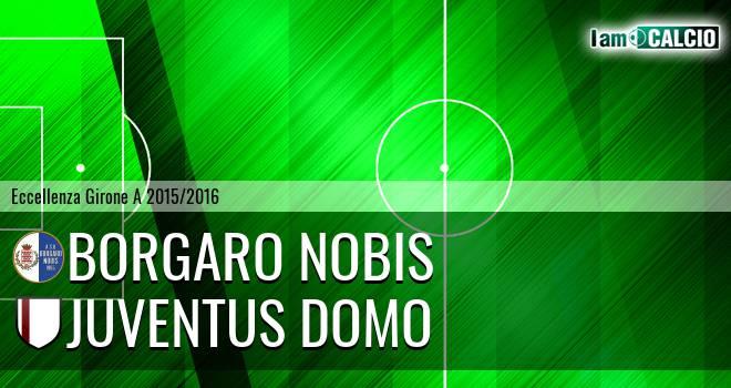 Borgaro Nobis - Juventus Domo