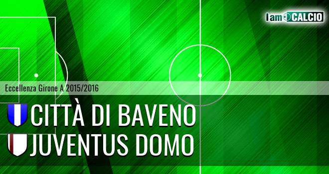 Città di Baveno - Juventus Domo
