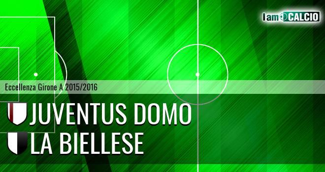 Juventus Domo - Biellese