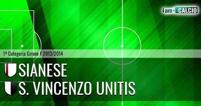 Sianese - S. Vincenzo Unitis