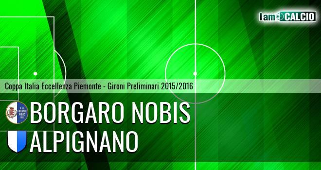 Borgaro Nobis - Alpignano
