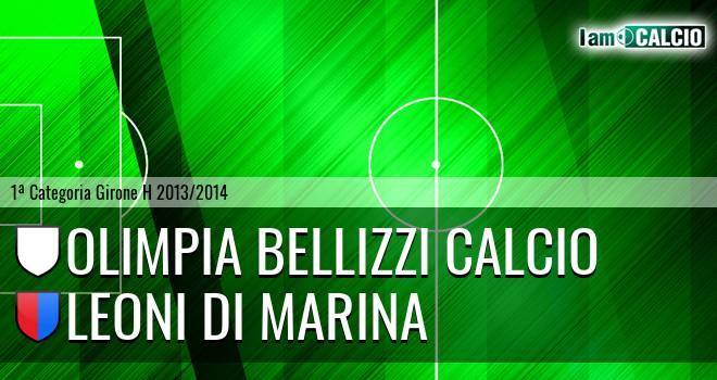 Olimpia Bellizzi Calcio - Leoni di Marina