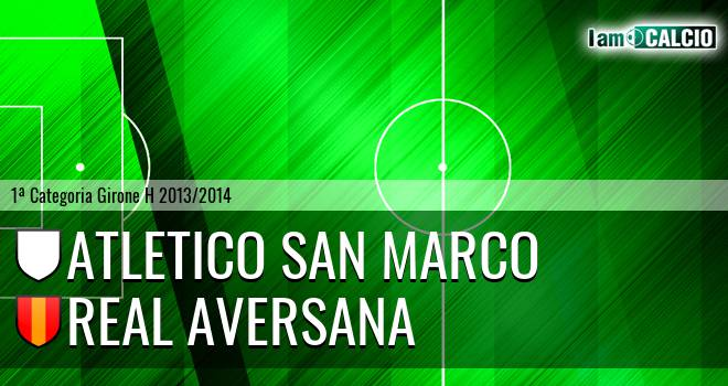 Atletico San Marco - Real Aversana