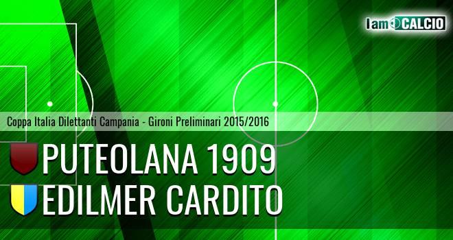 Puteolana 1909 - Edilmer Cardito
