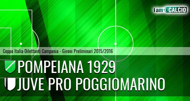 Napoli Est - Juve Pro Poggiomarino