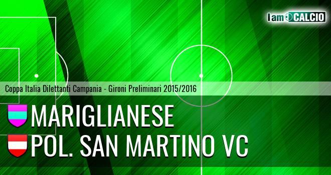 Mariglianese - Pol. San Martino VC