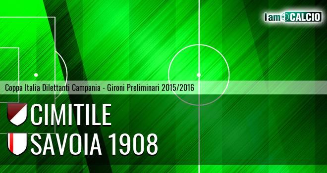 Cimitile - Savoia 1908