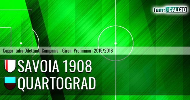 Savoia 1908 - Quartograd