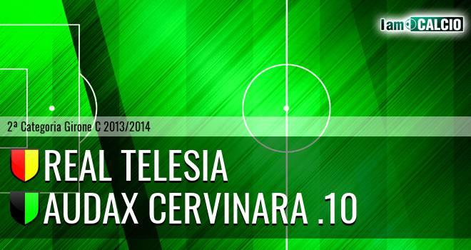 Real Telesia - Audax Cervinara .10