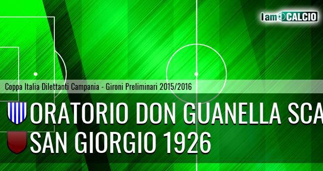 Oratorio Don Guanella Scampia - San Giorgio 1926