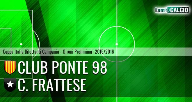 Ponte '98 - Frattamaggiore Calcio