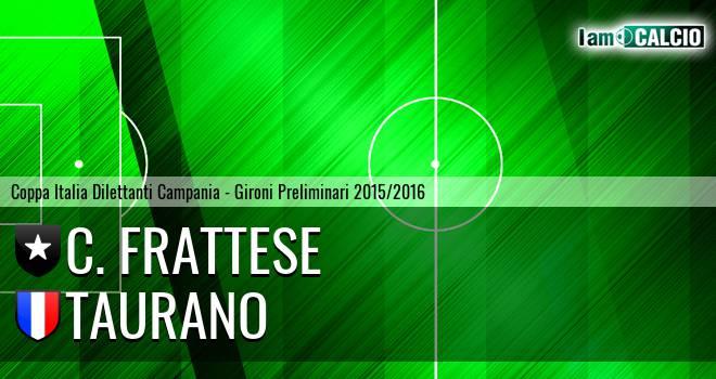Frattamaggiore Calcio - Taurano