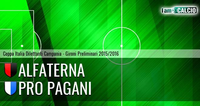 Alfaterna - Atletico Pagani