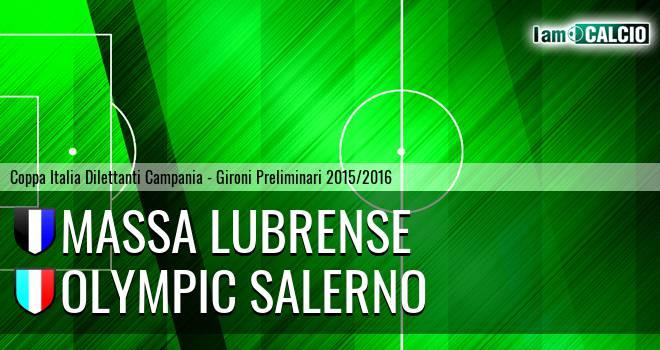 Massa Lubrense - Olympic Salerno