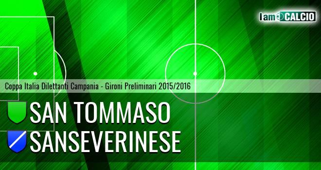 San Tommaso - Sanseverinese