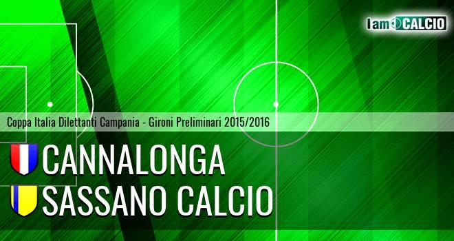Cannalonga - Sassano Calcio